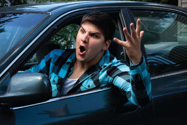 Do You Suffer From Road Rage?