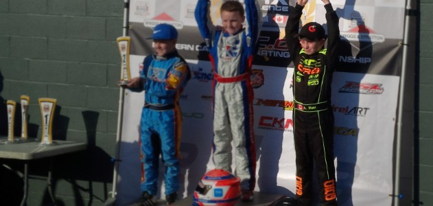 3rd at 2015 Eastern Canadian Karting Championship